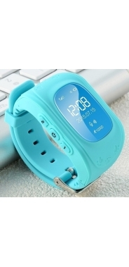 Часы c GPS Smart Baby Watch Q50