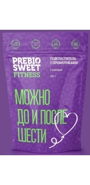 Prebio Sweet Fitness